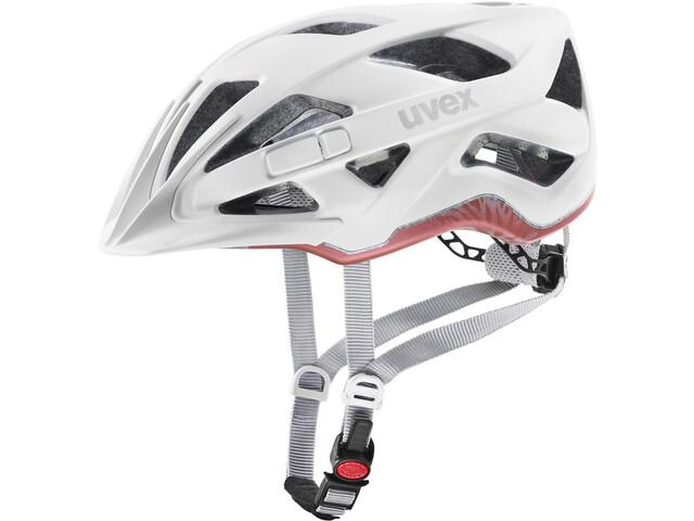 UVEX Active CC Helmet white mat